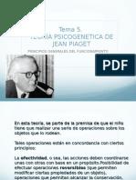 Personalidad y Piaget