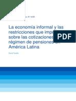 WP14 20 Informalidad y Pensiones e Maq