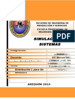 Distribucion L Semaforo SIMULACION