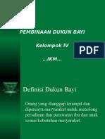 DUKUN BAYI