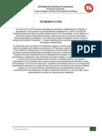 Unidad III. Transicion Paleozoico Triasico