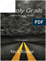 Unholy Grails a New Road to We - Nick Radge