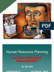 T.C.human Resource Planning- TANUSHREE C.