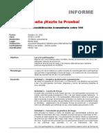 Informe Taller Sensibilización Vih 24.10.15 Cpah