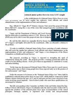 nov17.2015Establishment of a national junior police force in every LGU sought