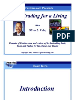 Pristine - Micro Trading for a Living Micro Trading for a Living