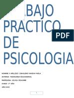 Psicologia Educacional