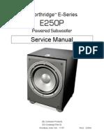 Jbl-E250P actsub