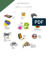 teacher modeling sheet for day 9 egp 335