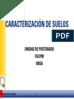 Caracterización de Suelos (Maestria ) (1)