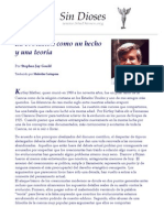 Jay Gould-La Evolucion Como Un Hecho y Una Teoria