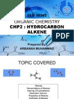 Ch2 Hydrocarbon _alkene