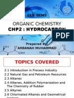 Ch2 Hydrocarbon Alkane