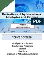 Ch3 Derivatives of Hydrocarbon_aldehyde Ketone