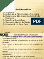 Unidad 2 -Administracion Financiera
