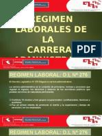 Regimenes Laborales Del Servicio Civil Peruano