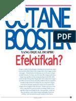 Octan Booster Bbm