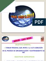 12-11-2015 CURSO ISO 9001-2015