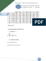 Diagramas de Control Ejercicio 3