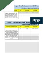 Cuantificación 5P Libro 2, costos y presupuestos para obras de ingenieria civil
