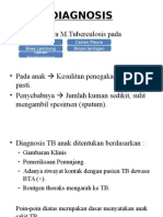 Diagnosis Tb Paru Anak