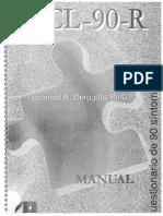 Manual Scl 90r (90 síntomas)