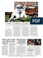 The Daily Tar Heel Nov. 23, 2015