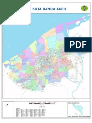 Peta Kota Banda Aceh Pdf