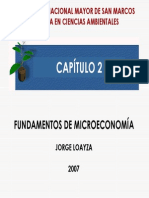 Economía Ambiental y Ecológica - Cap 02 - Consumidor y Productor