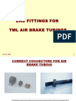 Air Brake Tubes End- Fittings Champions for Mohan