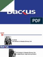 Informe Bursatil de Backus