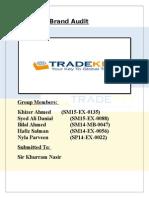 Tradekey Brand Audit