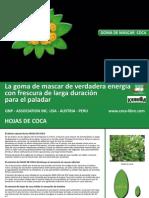 Chicle Coca Esp
