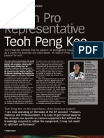 Teoh Peng Kee DCM Malaysia Interview