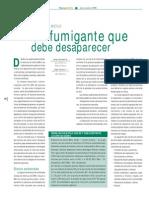 BROMUTO DE METILO DOCUMENTAL