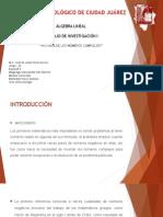 HIstoria de Los Números Complejos.
