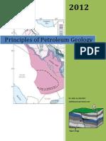 Principle of Petroleumgeoogylecture Notes