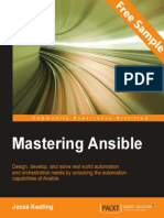 Mastering Ansible - Sample Chapter