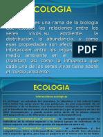 Ecologia y Ecosistemas Colombianos