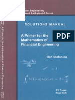 Best financial engineering books stochastic process monte carlo solutions manual a primer for the mathematics of financial engineering fandeluxe Images