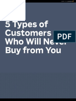 ZeroToLaunch MonetizationVault the 5 Types of Customers Who Will Never Buy From You