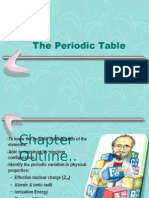 Chap 1 Periodic Table Intro Deg Mar 15