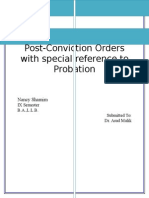 PROBATION LAW IN INDIA