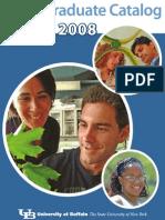 Undergraduate Catalog 0708