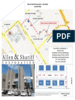 Consortio New Office Location Map