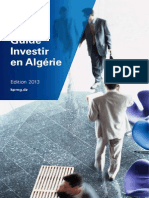 Guide Investir en Algérie KPMG 2013