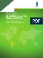 PNUD Manual Del Negociador de Cambio Climatico