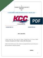 Kriti Report