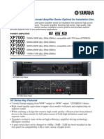 Brochure Xp Series
