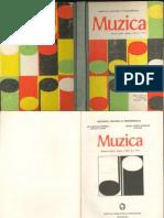 Manual  - Muzica III- IV 1987